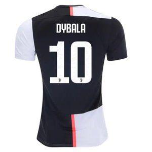 Dybala #10 Juventus Jersey 2019/20 Men's